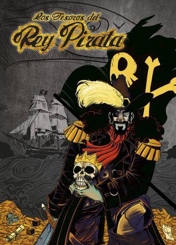 Board Game: Los Tesoros del Rey Pirata
