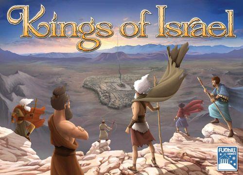 Board Game: Kings of Israel