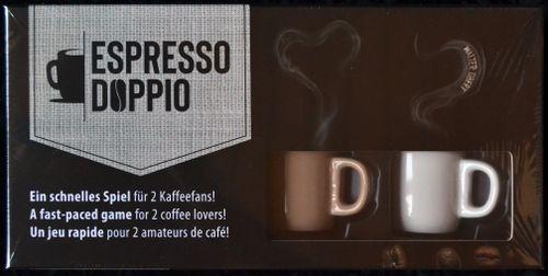 Board Game: Espresso Doppio