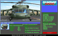 Character: Sikorsky UH-60 Black Hawk