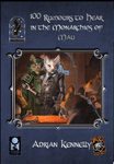 RPG Item: 100 Rumours to Hear in the Monarchies of Mau