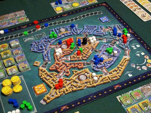 Board Game: Rialto