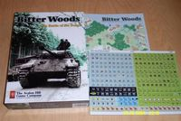 Board Game: Bitter Woods: The Battle of the Bulge