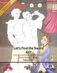 RPG Item: CCC-Anime-1-2: Let's Find the Sword, GO!