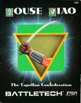 RPG Item: House Liao: The Capellan Confederation