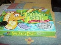 Board Game: Python Path
