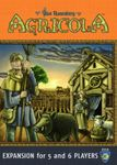 Board Game: Agricola: Expansion for 5 and 6 Players
