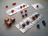 Board Game: Aether Captains: Dread Supremacy