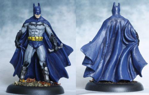 Board Game: Batman Miniature Game
