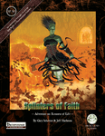 RPG Item: Splinters of Faith 10: Remorse of Life  (Pathfinder)