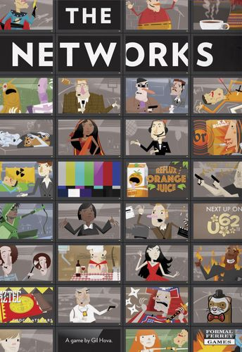Board Game: The Networks
