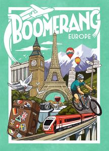 Boomerang: Europe Cover Artwork