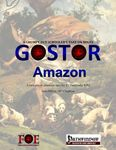 RPG Item: GOSTOR: Amazon (Pathfinder)