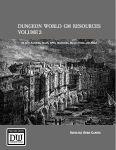 RPG Item: Dungeon World GM Resources Volume 3