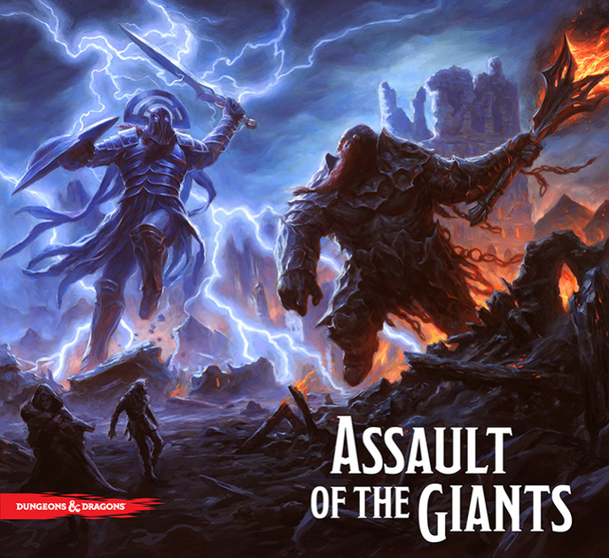 Assault Of The Giants Board Game Boardgamegeek