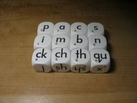 Board Game: Alphabet Dice
