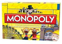 Board Game: Monopoly: Luna Park