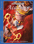 RPG Item: Adventurers! Academy