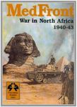 Board Game: MedFront: War in North Africa 1940-43