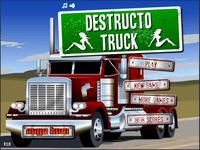 Video Game: Destructo Truck