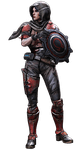 Character: Athena (Borderlands)