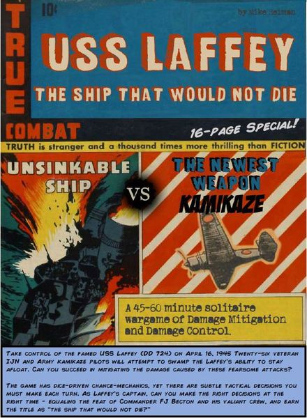 USS Laffey: The Ship That Would Not Die Game