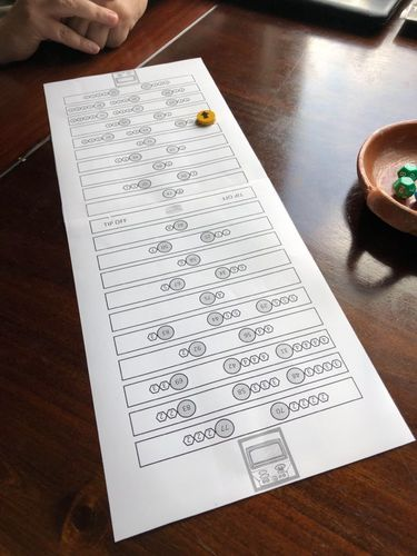 Board Game: Biscuit Ball