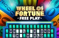 Video Game: Wheel of Fortune Free Play