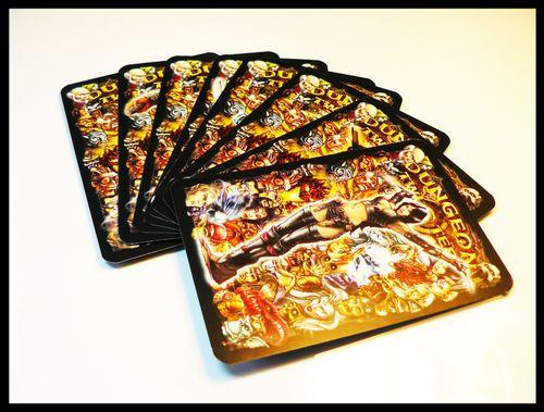 Board Game: Dungeon Twister 2: Prison