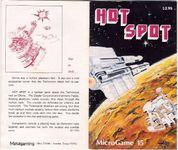 Board Game: Hot Spot