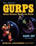 RPG Item: GURPS Basic Set (Third Edition)