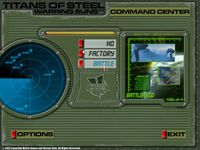 Video Game: Titans of Steel: Warring Suns