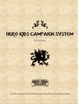 RPG Item: Hero Kids Campaign System