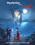 RPG Item: Mysteries of the Yōkai: Core Rulebook