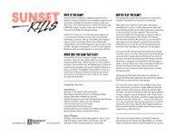 RPG Item: Sunset Kills