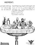 RPG Item: Gonzo Presents: The Kitchen Sink