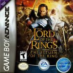 Video Game: The Lord of the Rings: The Return of the King (GBA)