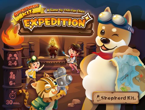 Board Game: Adventurer's Kit: Expedition