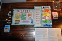 Board Game: Supermarché