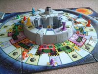Board Game: Star Wars: The Interactive Video Board Game