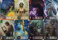 Board Game Accessory: Elysium: Family Cards