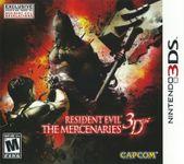 Video Game: Resident Evil: The Mercenaries 3D