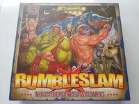 Board Game: RUMBLESLAM