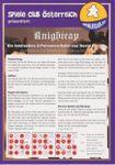 Board Game: Knightcap