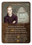 Board Game: Fleet: Arctic Bounty – Captain Mouse
