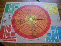 Board Game: Time War: A Game of Time Travel and Conflict