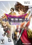 Video Game: Dragon Quest Swords: The Masked Queen and the Tower of Mirrors