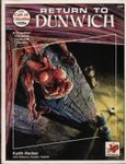 RPG Item: Return to Dunwich