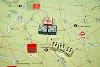 June II 1941: Lady luck smiles on the Germans as their Panzer singlehandedly wipes out a crucial Soviet Mechanized corps.