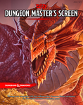 RPG Item: Dungeon Master's Screen (D&D 5e)